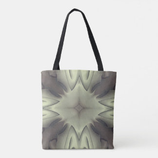 Coole abstrakte umgekehrte neutrale Personen Tasche