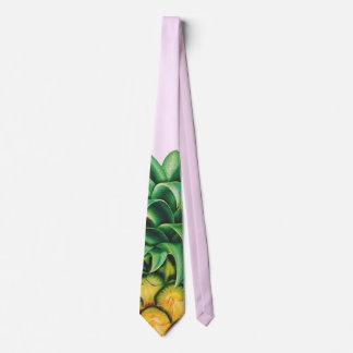 Coole Ananas Krawatte