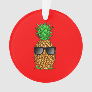 Coole Ananas Ornament