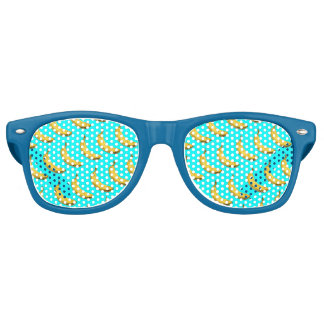 Coole Banane Partybrille