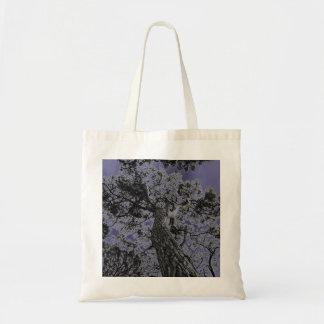 Coole Baumkunst-Drucktasche Tragetasche