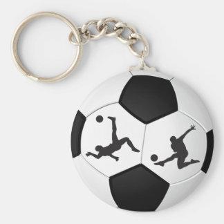 Coole billige Fußball-Geschenke, Fußball Keychains Schlüsselanhänger