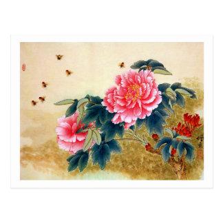 Coole chinesischer Klassiker Postkarte