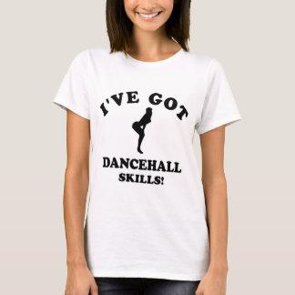 Coole dancehall Entwürfe T-Shirt