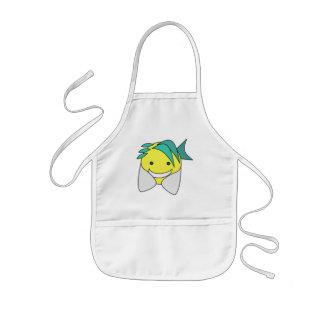 Coole Fische Kinderschürze