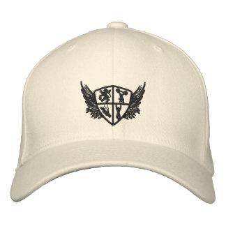 Coole Flex Cape mit Wappen logo Bestickte Mütze