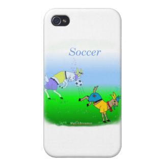 Coole Fußballgeschenke für Kinder iPhone 4 Hüllen