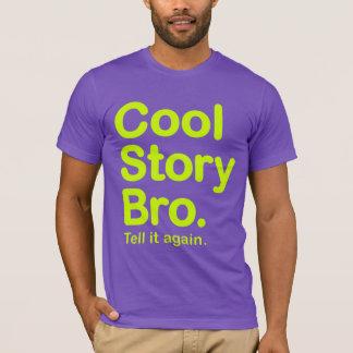 Coole Geschichte Bro. Amerikanischer KleiderT - T-Shirt