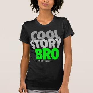 Coole Geschichte Bro (Grün) T-shirt