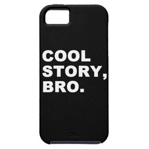Coole Geschichte Bro iPhone 5 Schutzhülle