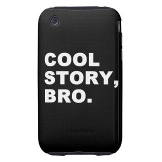 Coole Geschichte Bro Tough iPhone 3 Etuis
