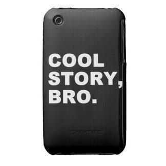 Coole Geschichte Bro Case-Mate iPhone 3 Hüllen