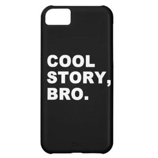 Coole Geschichte Bro iPhone 5C Schale