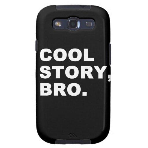 Coole Geschichte Bro Galaxy S3 Schutzhülle
