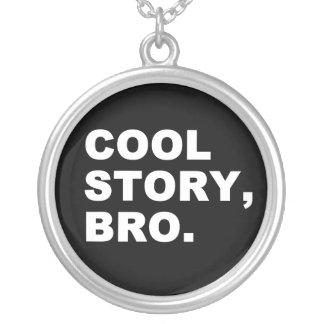 Coole Geschichte Bro Halsketten