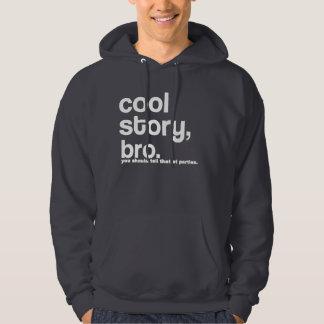 Coole Geschichte Bro Hoodie