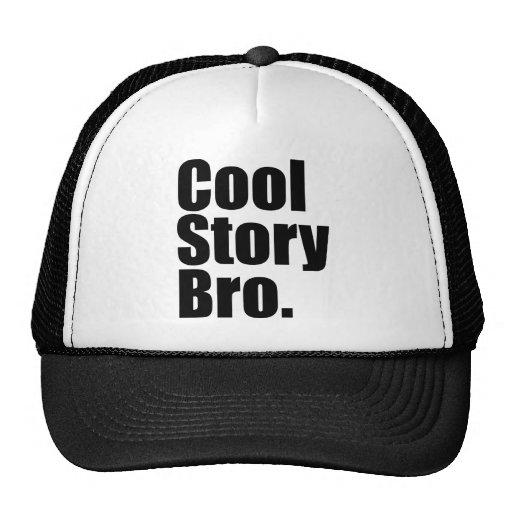 Coole Geschichte Bro. Hut Retrokultmütze