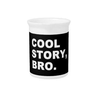 Coole Geschichte Bro Krug