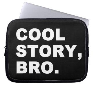 Coole Geschichte Bro Laptop Computer Schutzhüllen
