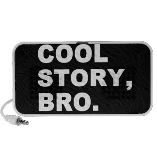 Coole Geschichte Bro Mobile Lautsprecher