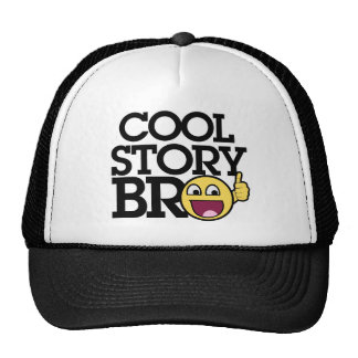 Coole Geschichte Bro Mützen