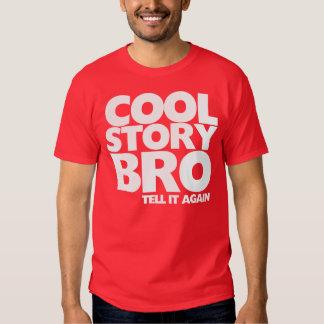 Coole Geschichte Bro sagen es wieder T-Shirts