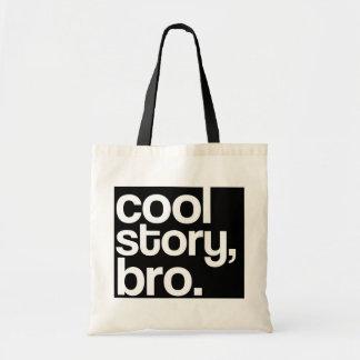 coole Geschichte, bro. Taschentasche Taschen