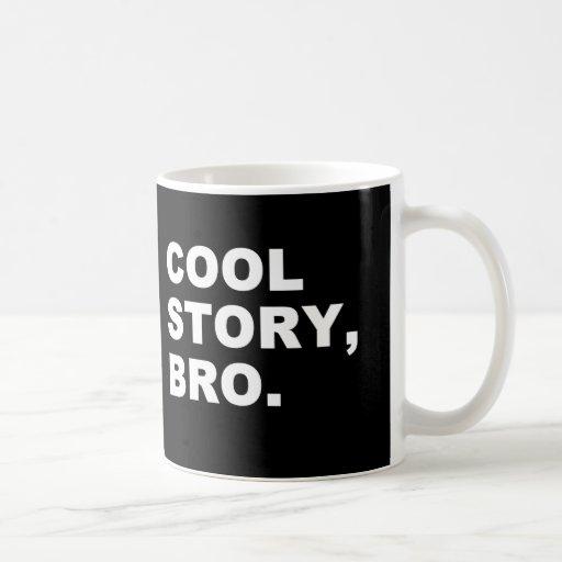 Coole Geschichte Bro Tee Tassen
