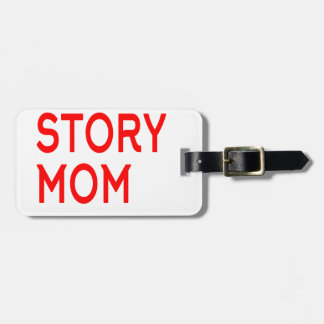 Coole Geschichten-Mamma sagen ihm Again.png nicht Kofferanhänger