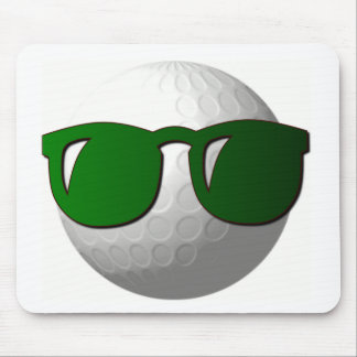 Coole Golf-Ball-Entwurfs-Mausunterlage Mauspads