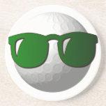 Coole Golf-Ball-Untersetzer Untersetzer