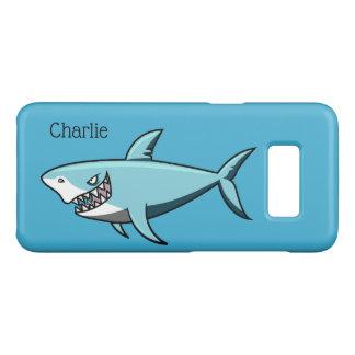 Coole Haifisch-Name-Telefon-Hüllen Case-Mate Samsung Galaxy S8 Hülle