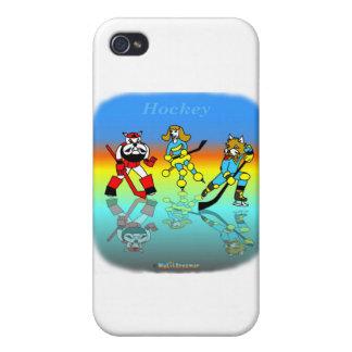 Coole Hockeygeschenke für Kinder Hülle Fürs iPhone 4