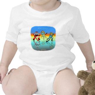 Coole Hockeygeschenke für Kinder T Shirts