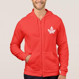 Coole Kanada-Jacken-personalisierte Kanada-Jacke Hoodies