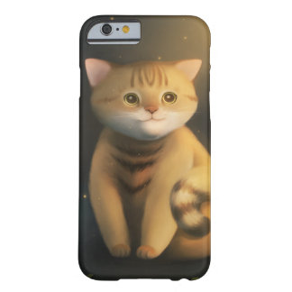 Coole Katze Barely There iPhone 6 Hülle