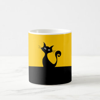 Coole Katzen-künstlerische Kaffee-Tee-Tasse Kaffeetasse