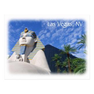 Coole Las- Vegaspostkarte! Postkarte