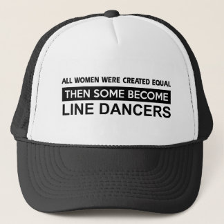 Coole Linie Tanzenentwürfe Truckerkappe