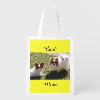 Coole Mamma-Hunde Tragetaschen