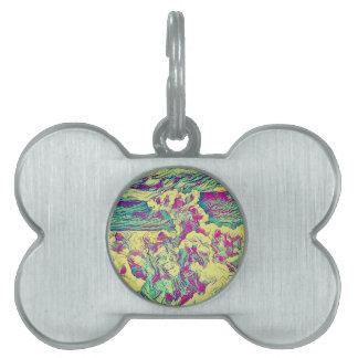 Coole moderne künstlerische abstrakte Wolke Tiermarke