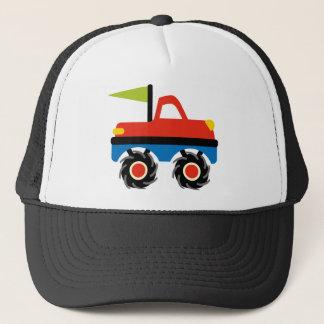 Coole Monster-LKW-T-Shirts Kindererwachsen-Größen Truckerkappe