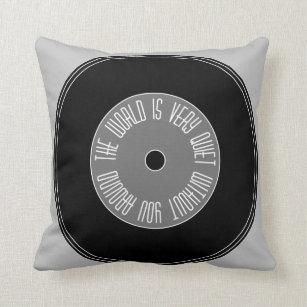 vinyl kissen. Black Bedroom Furniture Sets. Home Design Ideas