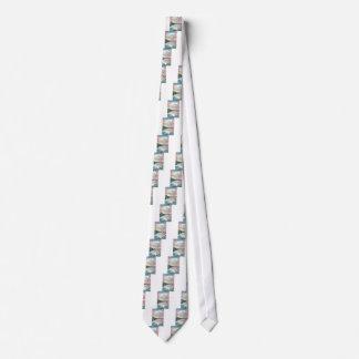 Coole orientalische bedruckte krawatten