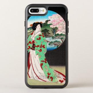 Coole orientalische japanische klassische OtterBox symmetry iPhone 7 plus hülle