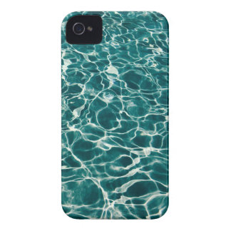 Coole Pool-Wellen iPhone 4 Cover