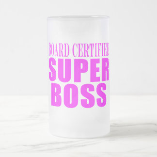 Coole rosa Geschenke für Chefs: Superchef Haferl