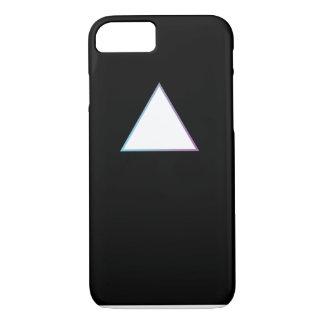 Coole Rotverschiebungs-Pastelldreieck iPhone 7 iPhone 8/7 Hülle