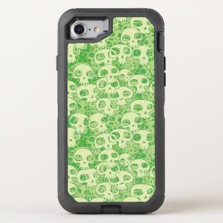 Coole Schädel OtterBox Defender iPhone 8/7 Hülle