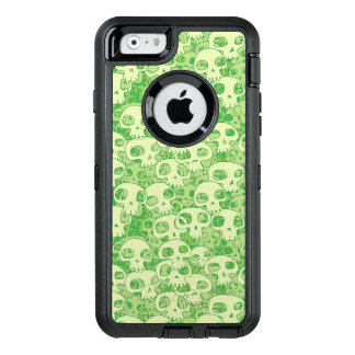 Coole Schädel OtterBox iPhone 6/6s Hülle